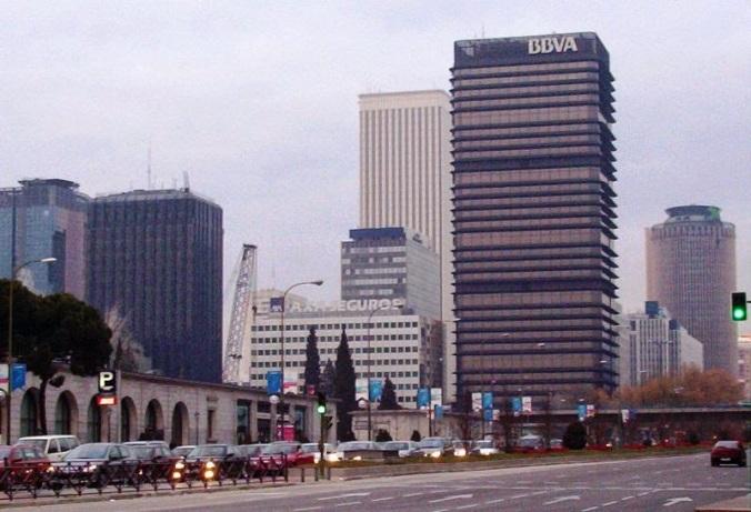 Resultado de imagen de Enrique Dans Desde lo alto del edificio del BBVA - I